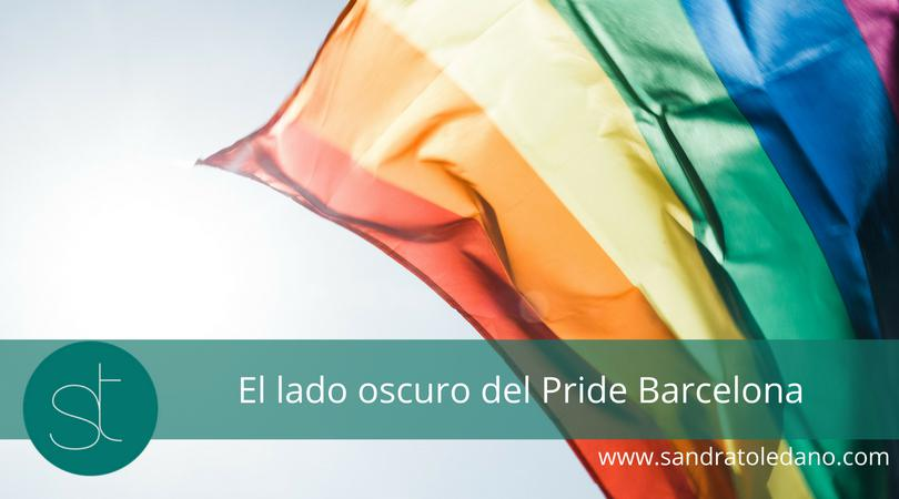 El lado oscuro del Pride Barcelona