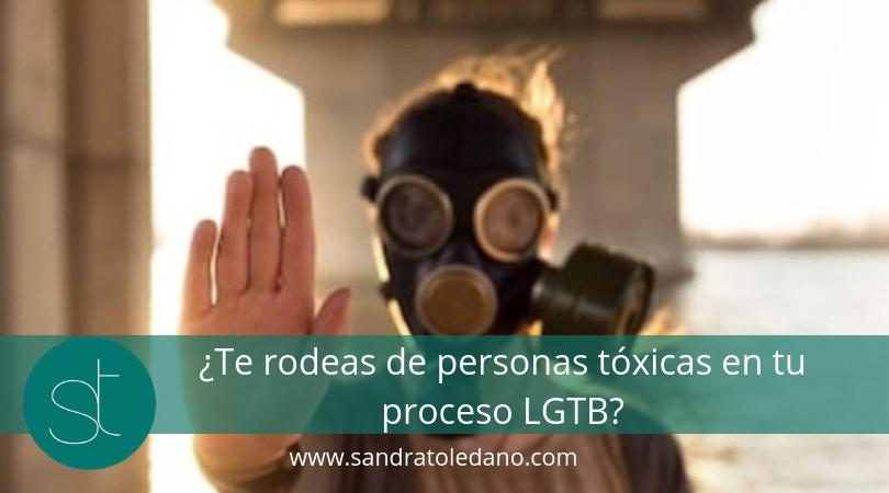 ¿Te rodeas de personas tóxicas?