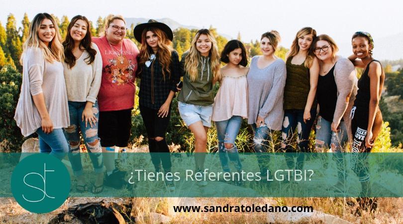 ¿Tienes Modelos o Referentes LGTBI?