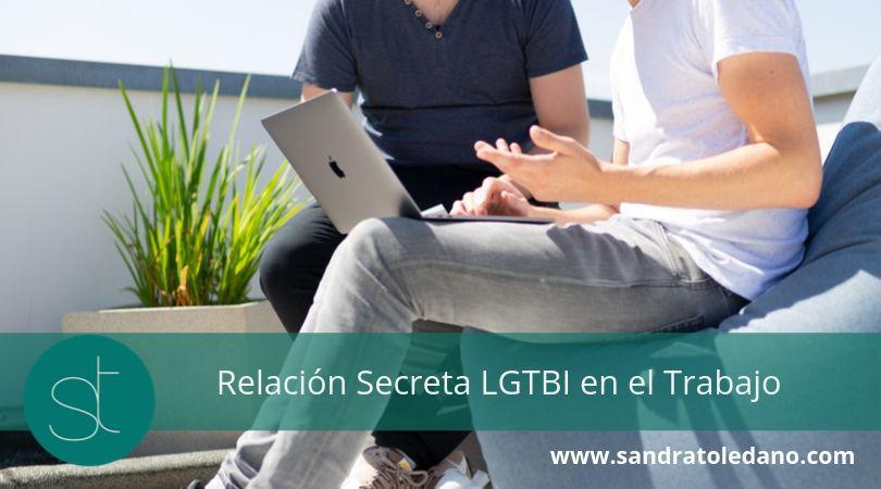 Relación Secreta LGTBI en el Trabajo